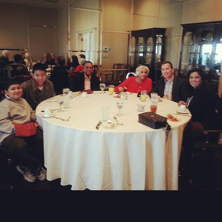 THANKSGIVING LUNCHEON AT QCC