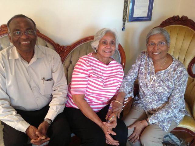 Saramma's visit 1