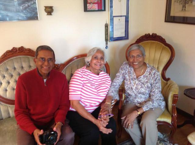 Saramma's visit 2